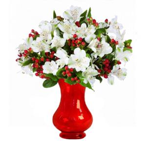 100 Alstroemeria Fleurs buy at Fleur Quebec