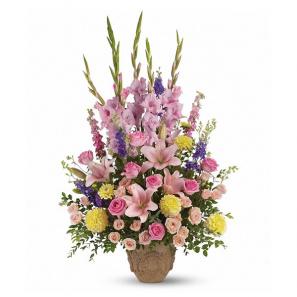 Bouquet toujours plus Haut buy at Fleur Quebec